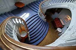 Stairs, Halls and Corridors